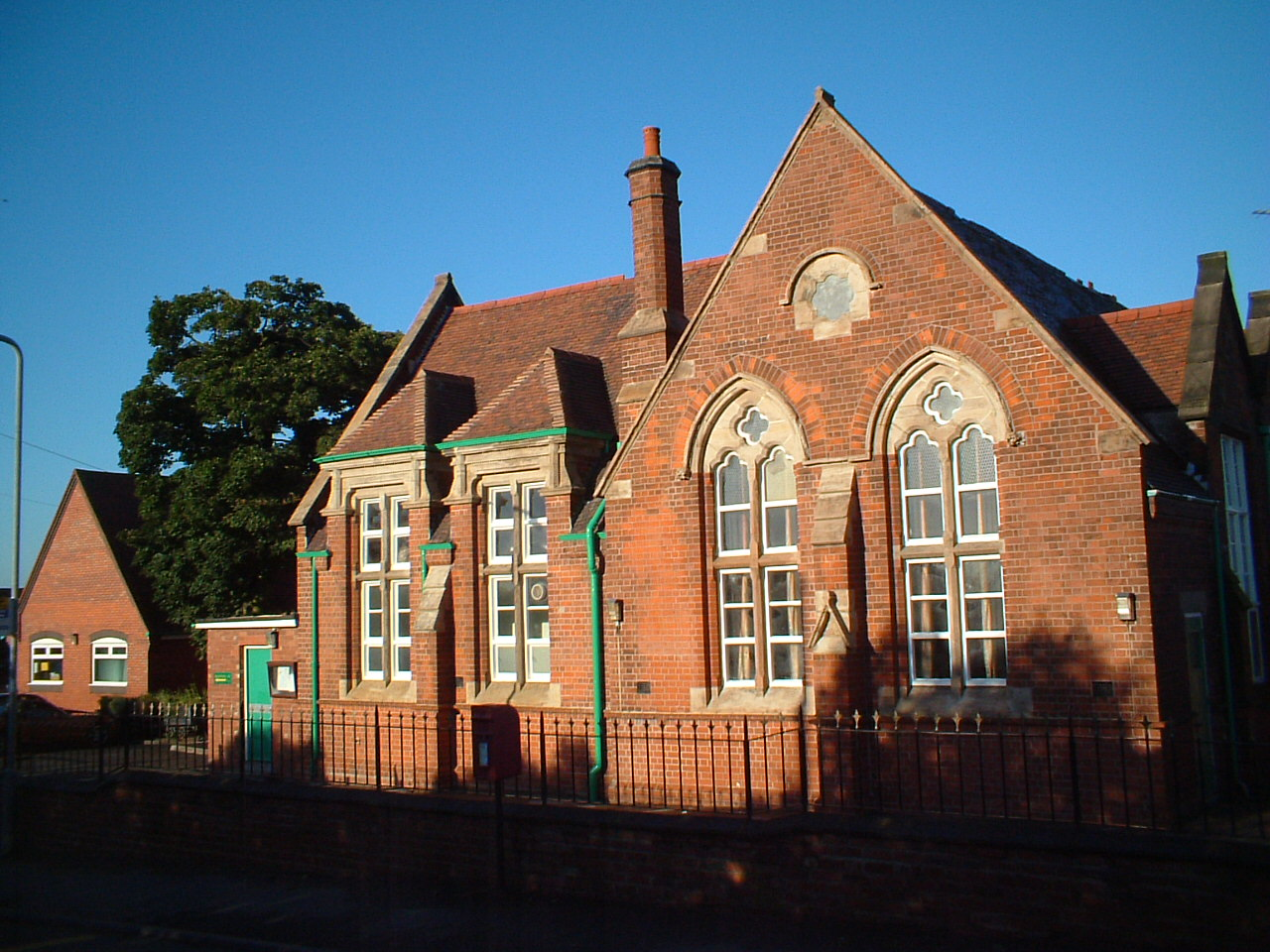 Photos Of Heath Hayes Primary School England