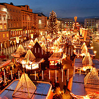 Christmas In Austria.Christmas In Austria Carolling In Europe An Online